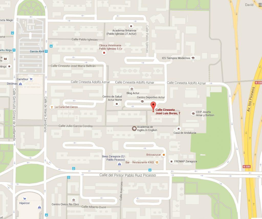 Mapa-local