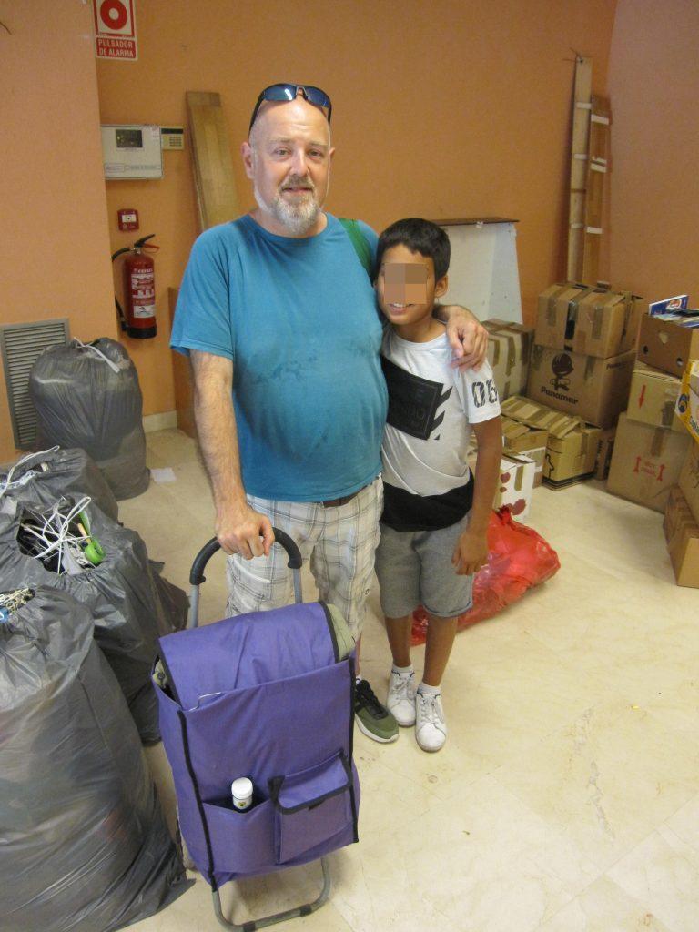donacion ropa infantil