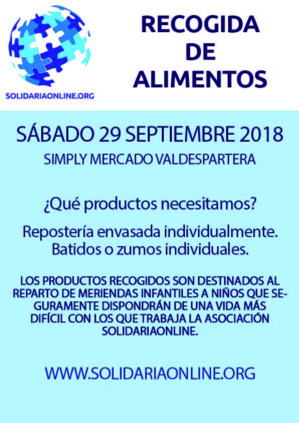 SIMPLY VALDESPARTERA 29-9-2018
